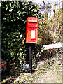 TM5194 : Queens Highway Postbox by Adrian Cable