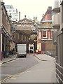 TQ3381 : Lime Street continuation, London, EC3 by David Hallam-Jones