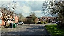 SO8716 : Laxton Road, Hucclecote by Jonathan Billinger