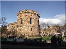 NY4055 : The Citadel, Carlisle by Tim Glover