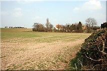 SK7290 : Fields near Wiseton by Graham Hogg