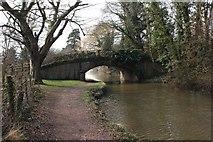 SK7190 : Lady's Bridge by Graham Hogg