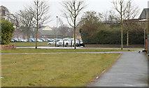 J3674 : The Connswater Greenway, Belfast (D3-3) by Albert Bridge