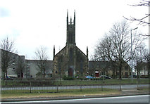 NS6161 : Rutherglen West & Wardlawhill Parish Church by Thomas Nugent