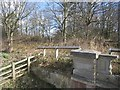 NU0443 : Haggerston Bridge by Richard Webb