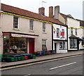 ST6389 : High Street greengrocers, Thornbury by Jaggery
