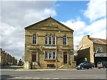 SE1836 : Mechanics' Institute, Institute Road, Eccleshill by Stephen Armstrong