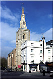 TQ2878 : Church and Corner Shop, Belgravia by Des Blenkinsopp