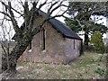 NY7213 : Tiny church at Bleatarn by Andrew Curtis