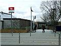 NS6161 : Rutherglen railway station by Thomas Nugent