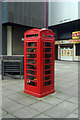 TQ2986 : K6 telephone box, Archway by Julian Osley