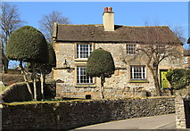 SK2168 : The Chantry House, North Church Street, Bakewell by K  A