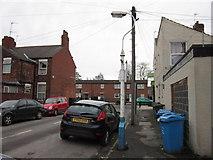 TA0831 : Ventnor Street off Newland Avenue, Hull by Ian S