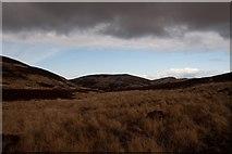 NR3671 : Moorland south of Beinn Ghibheach, Islay by Becky Williamson