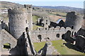 SN4007 : Kidwelly Castle by Philip Halling