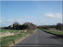 SP2809 : Road to Brize Norton by andrew auger