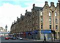 NS5964 : City Improvement Trust tenemants on Saltmarket at Steel Street by Thomas Nugent