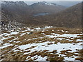 NH0319 : Downhill into Coire an t-Siosalaich by Richard Law