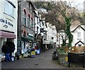SS7249 : Lynmouth Street, Lynmouth by nick macneill