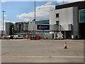 SJ8284 : Manchester Airport Terminal 3 by David Dixon