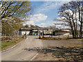 SJ7585 : Bowdon Water Treatment Plant by David Dixon