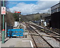 SO1500 : A view NNW from Bargoed railway station by Jaggery