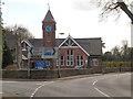 SJ6983 : The Village Hall, High Legh by David Dixon