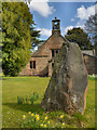 SJ7083 : Millennium Stone and Chapel, High Legh by David Dixon