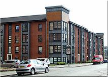 NS5566 : Modern flats on Thornwood Avenue by Thomas Nugent