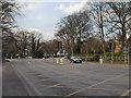 SJ7281 : Chester Road, Mere Corner by David Dixon
