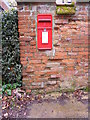 TG2703 : Framingham Pigot Postbox by Adrian Cable
