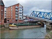 TA1029 : Old Harbour, River Hull, Kingston upon Hull by Bernard Sharp