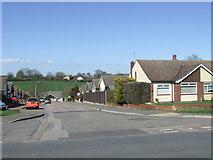 TM0221 : Hill View Close, Rowhedge by Malc McDonald