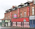 J3674 : Nos 24-40 Upper Newtownards Road, Belfast (2013-1) by Albert Bridge