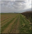 SE9050 : Footpath on the Yorkshire Wolds by Paul Harrop