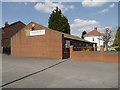 SJ5287 : Kingdom Hall of Jehovah's Witnesses by David Dixon