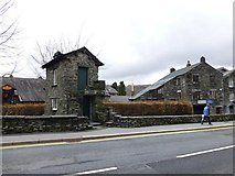 NY3704 : Bridge house, Ambleside by Kenneth  Allen