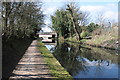 SP0579 : Bridge 73 from the north by Philip Halling