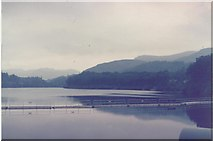 NN9357 : Loch Faskally by S.C.C.Bate