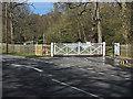 SU9469 : Ascot Gate, Windsor Great Park by Alan Hunt