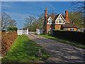 SU9470 : Prince Consort's gate by Alan Hunt