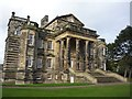 NZ3276 : Front of Seaton Delaval Hall by DS Pugh