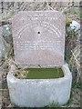 NO6892 : A Boer War memorial by Stanley Howe