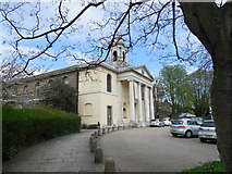 TQ2782 : St John's Wood Church by Paul Gillett