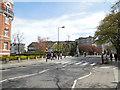 TQ2683 : Abbey Road Crossing by Paul Gillett