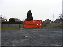 SO9394 : Woodcross Club Car Park by Gordon Griffiths