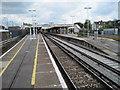 TQ1730 : Horsham railway station, West Sussex by Nigel Thompson