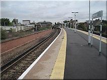 TQ3476 : Peckham Rye railway station, Greater London by Nigel Thompson