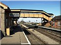 ST0841 : Williton Railway Station by nick macneill