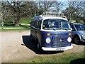 SS9943 : Volkswagen camper van, Dunster Castle by nick macneill